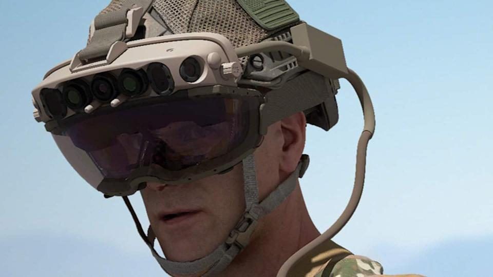 Microsoft signs $21.8 billion deal with the US Army