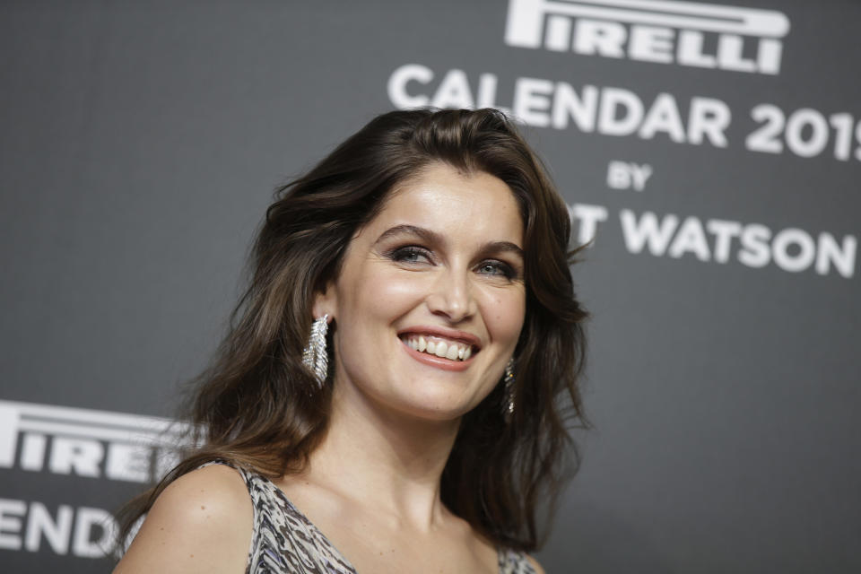 Laetitia Casta ì(AP Photo/Luca Bruno)
