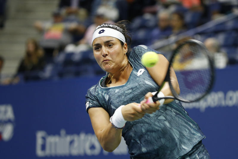 Jabeur becomes first Tunisian to reach WTA final