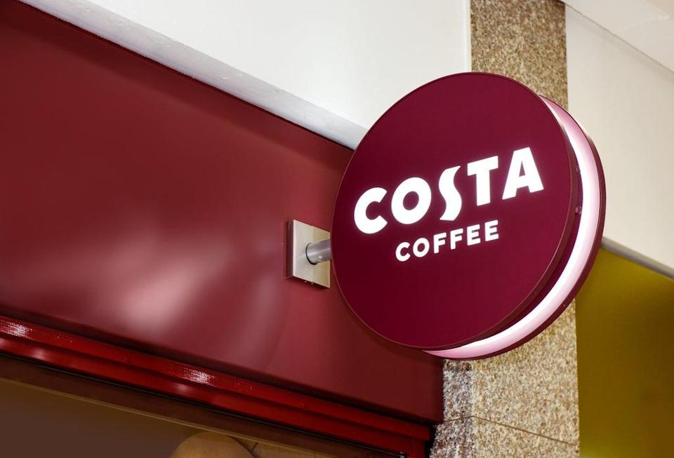 Costa Coffee is giving all employees a 5% pay rise and recruiting 2,000 new workers (Costa Coffee/PA) (PA Media)