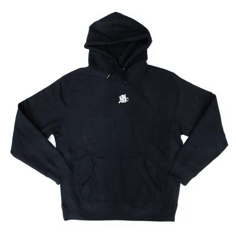 """<p><strong>Sole Classics</strong></p><p>soleclassics.com</p><p><strong>$82.00</strong></p><p><a href=""""https://soleclassics.com/collections/sole-classics/products/sole-classics-basic-logo-hoody-embroidered"""" rel=""""nofollow noopener"""" target=""""_blank"""" data-ylk=""""slk:Buy"""" class=""""link rapid-noclick-resp"""">Buy</a></p><p>Billed as a basic, but trust me: There's nothing basic about it. </p>"""