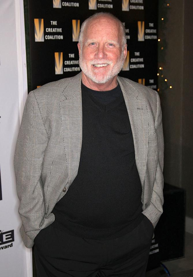 "October 29: Actor Richard Dreyfuss (""Jaws"") turns 64."