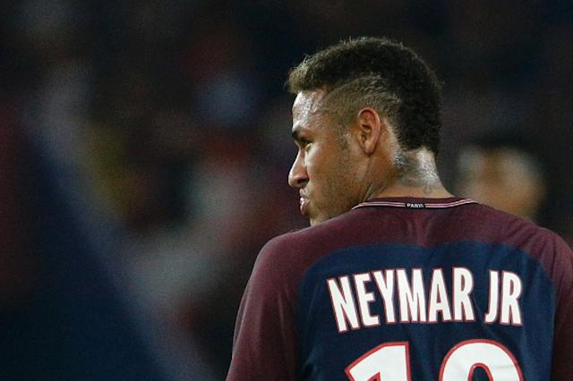 Qatar-owned PSG signed Neymar from Barcelona for a world record 222 million euros ($264m) and recruited Kylian Mbappe from Monaco just before the transfer deadline last month (AFP Photo/GEOFFROY VAN DER HASSELT)