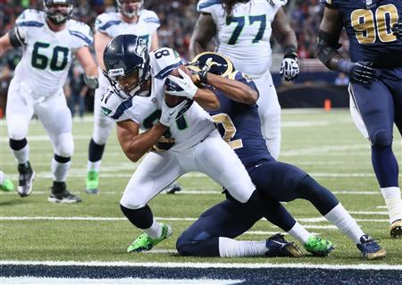 NFL: Seattle Seahawks at St. Louis Rams