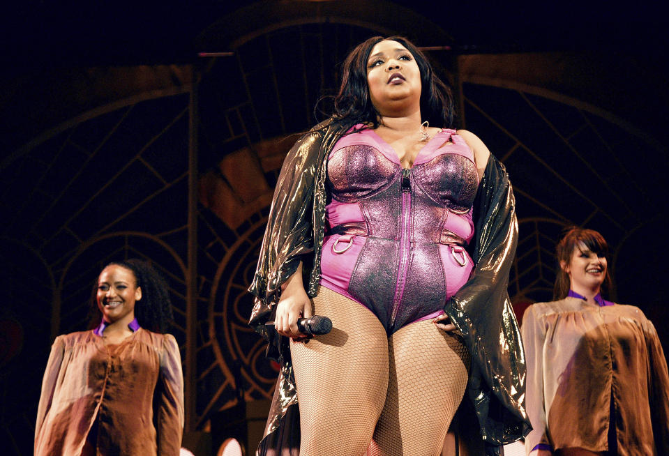 Lizzo. Photo: imageSPACE/MediaPunch /IPX