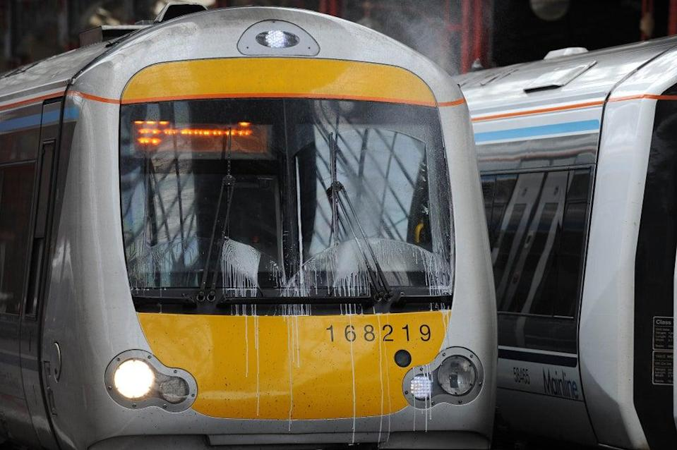 Air quality on some diesel trains should be improved, the Department for Transport has said (Nick Ansell/PA) (PA Archive)