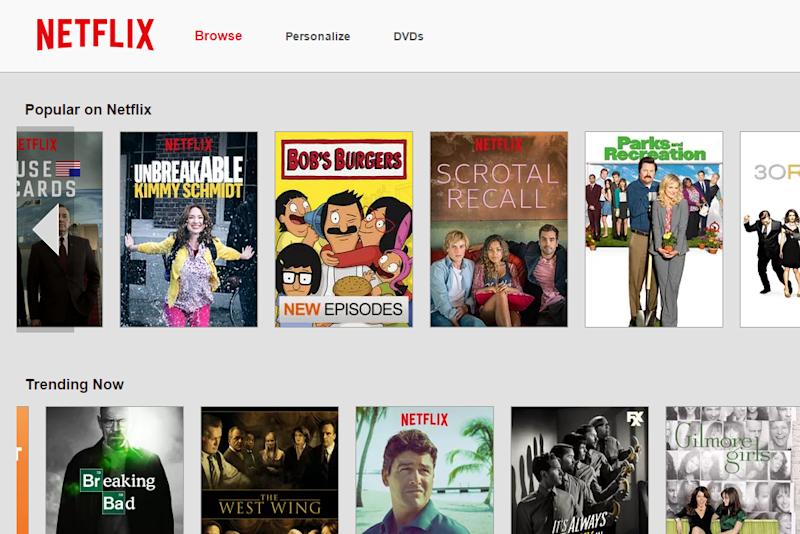 Netflix loses more content by bidding adieu to Food Network and HGTV shows