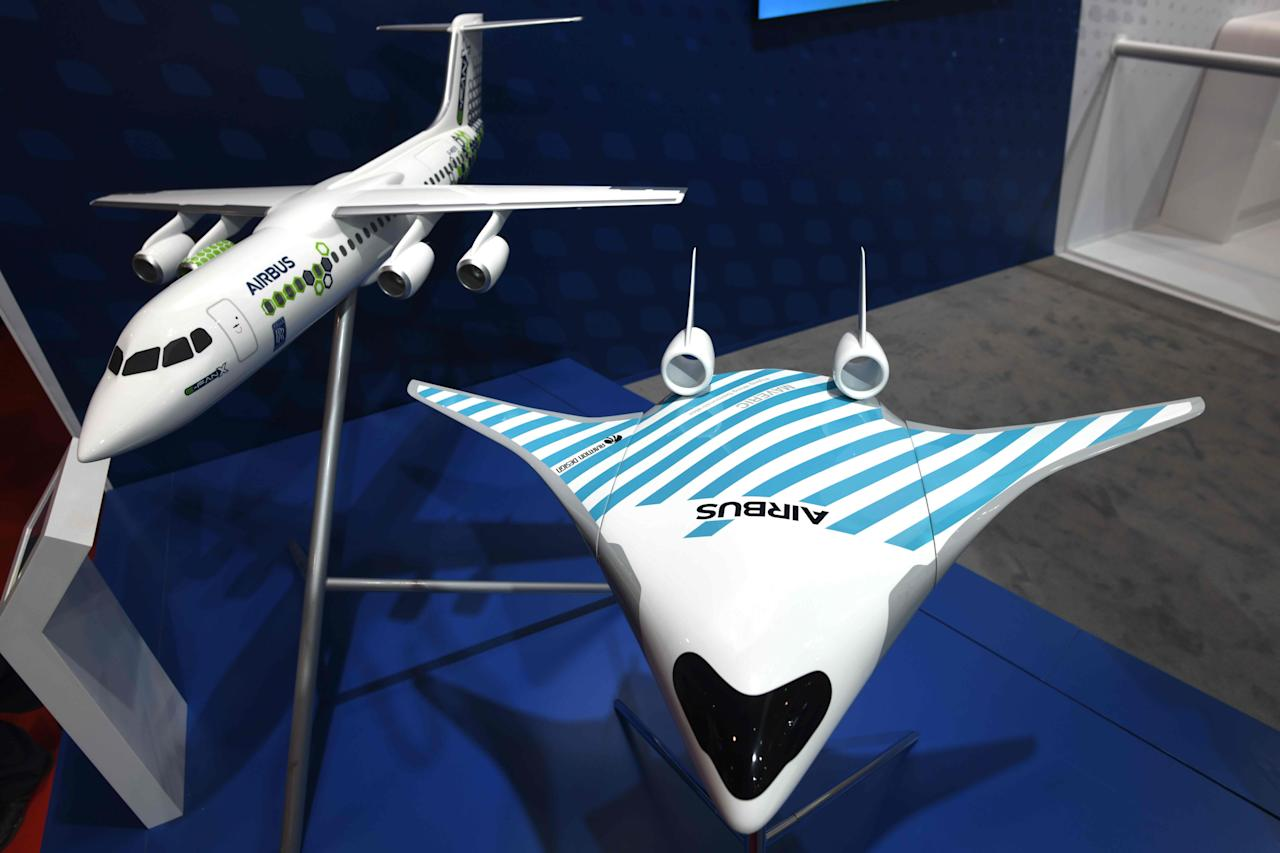 At 2 metres long and 3 metres wide, MAVERIC is a small-scale, remote-controlled aircraft demonstrator.