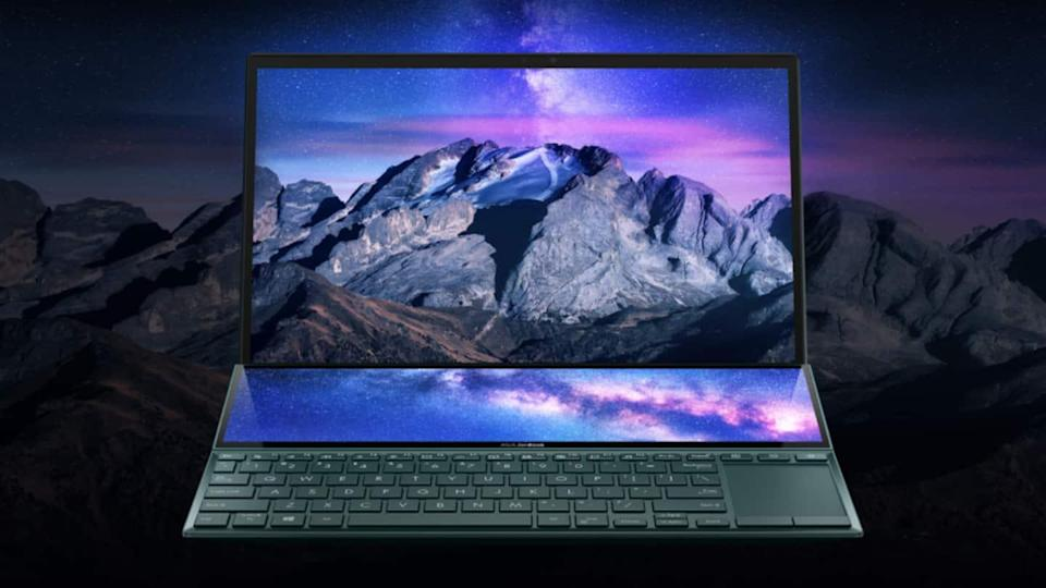 ASUS launches ZenBook Duo 14, Pro Duo 15 in India
