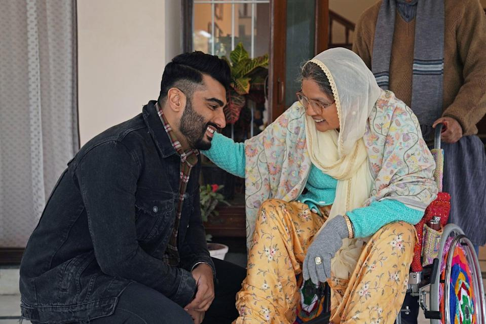"""<p>Sardar's dying wish is to be reunited with her ancestral home. Her dedicated grandson, who recently returned from the US, makes it his mission to grant her final wish. </p> <p><strong>When it's available: </strong><a href=""""https://www.netflix.com/title/81177241"""" class=""""link rapid-noclick-resp"""" rel=""""nofollow noopener"""" target=""""_blank"""" data-ylk=""""slk:May 18"""">May 18</a></p>"""