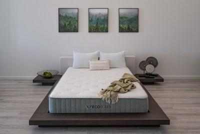The all new EcoSleep Hybrid mattress by Brooklyn Bedding delivers a sustainable, flippable and affordable sleep solution for the eco-conscious consumer.