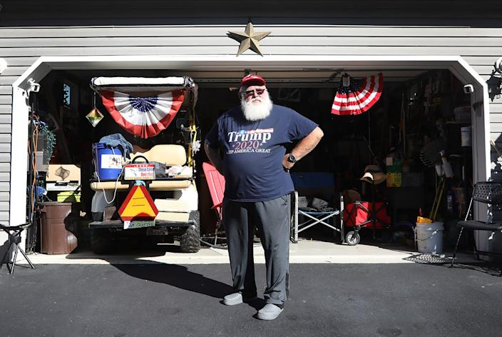 Dietmar Panzig is a Trump supporter in Kent County, Delaware.Panzig was born in Germany, the son of a captain in the German Army during World War II.He moved to America with his parents in the early 1950s.