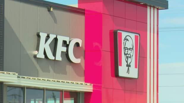 Yellowknife's Kentucky Fried Chicken hasn't been open for six years.  (Chantal Dubuc/CBC - image credit)