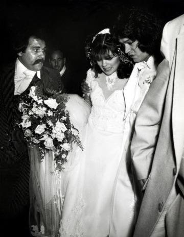 check out valerie bertinelli s blue wedding dress
