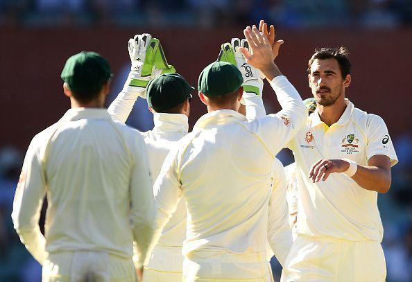 A fully fit Starc was at his best