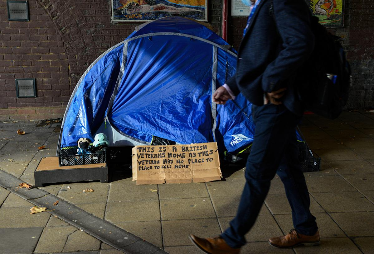 Nearly 100 families are made homeless every day, shocking data reveals: 'This is what we feared'