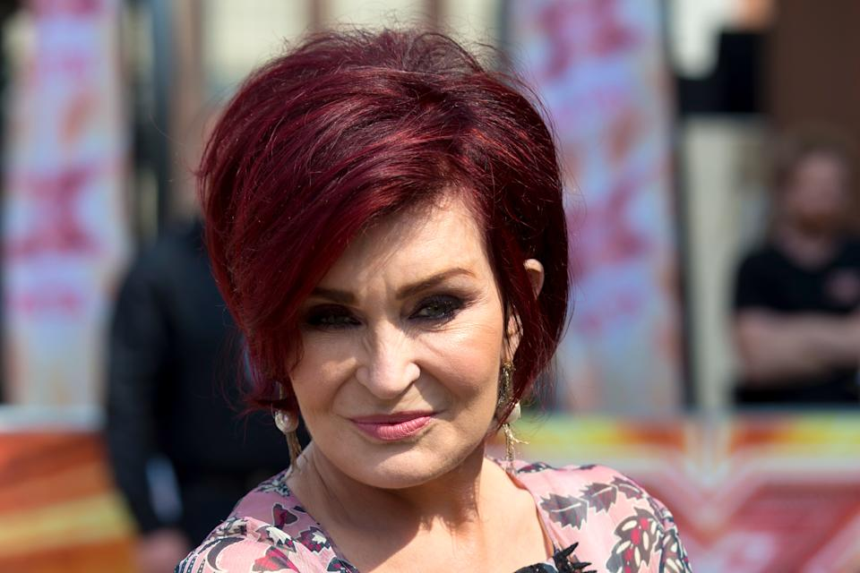 Sharon Osbourne attending X Factor filming at the Titanic Hotel, Liverpool. Picture date: Tuesday June 20, 2017. Jon Super/PA Wire via Getty Images.
