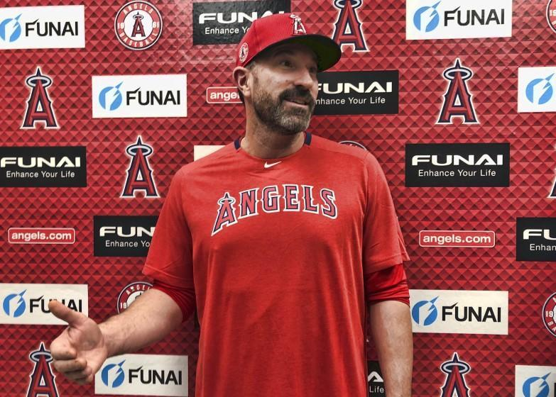 Angels pitching coach Mickey Callaway speaks about his coaching philosophies.