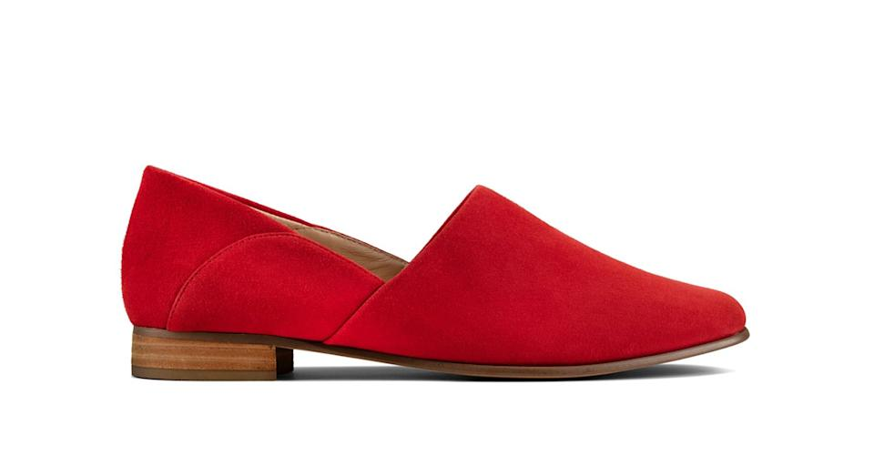 Pure ToneRed Suede