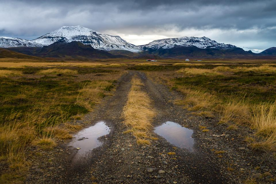 The Iceland tourist board are allowing people the opportunity to virtually scream into the Icelandic wilderness. (Getty Images)