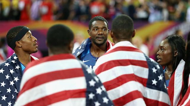 Having been present in 4x100m relay defeats to Great Britain in 2004 and 2017, Justin Gatlin felt his age when recalling the first loss.