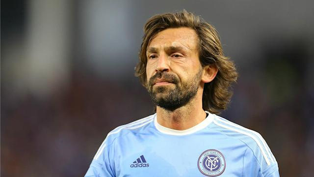 Watching Napoli is a feast for the eyes, Andrea Pirlo said ahead of their Serie A game on Sunday against his former club Juventus.