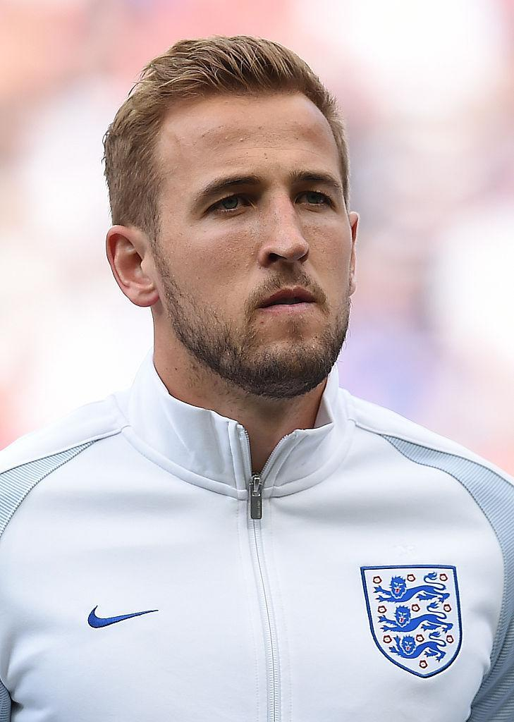 <p>England striker Harry Kane came fourth in the poll proving that footballers still have an influence over men's grooming trends. Move over, David Beckham. <em>[Photo: Getty]</em> </p>
