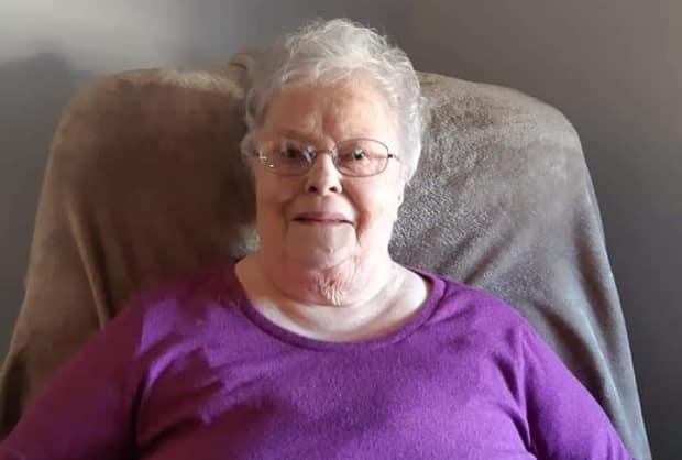 Denise Levesque, a resident of Pavillon Beau-Lieu, a special care home in Grand Falls, died on Sunday of COVID-19.  (Submitted by Michelle Levesque - image credit)