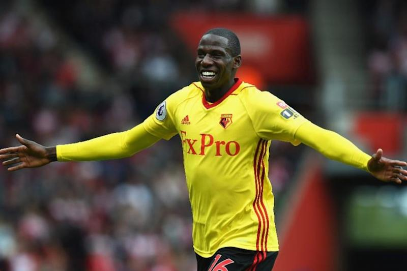 Arsenal e Everton brigam por Abdoulaye Doucouré, do Watford
