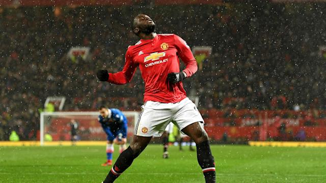 Alexis Sanchez may be bound for Manchester United but Anthony Martial and Romelu Lukaku showed they have ample firepower against Stoke.
