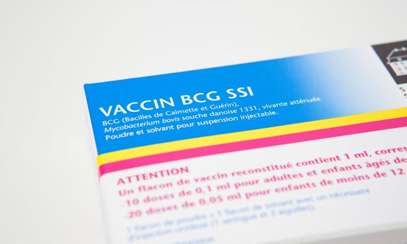 TB vaccine BCG effective for twice as long as previously thought – study