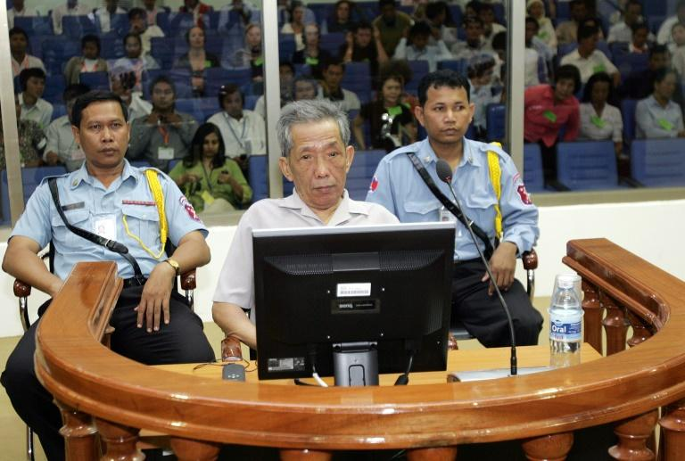 Who were the Khmer Rouge?