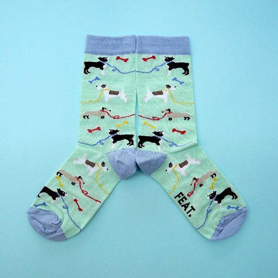 """Get them <a href=""""https://www.etsy.com/listing/535730821/unisex-doggies-sock?ref=cyber_category"""" target=""""_blank"""">here</a>."""