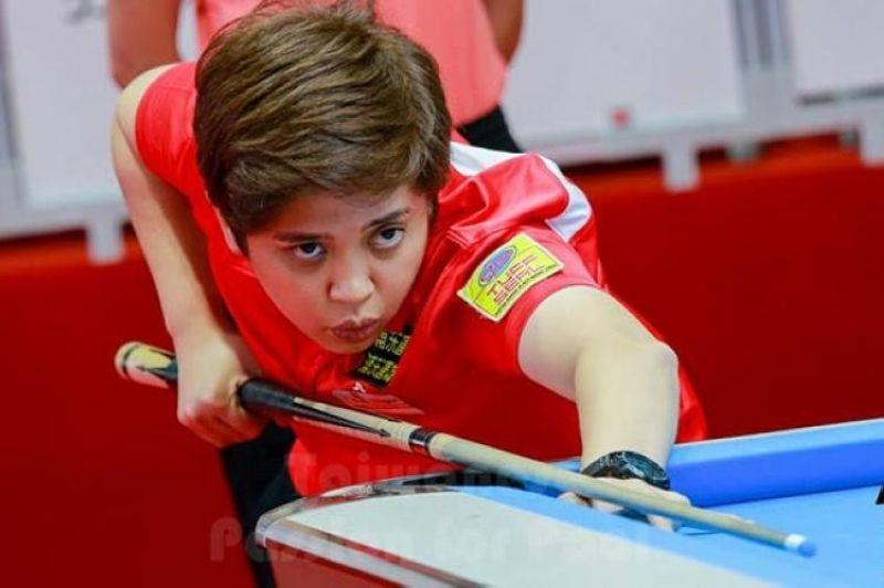 Amit bucks slow start in her first match in 30th SEA Games