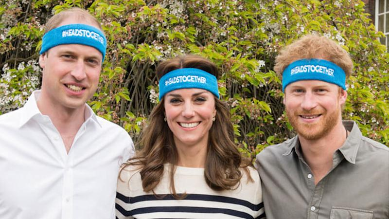 Watch Prince Harry make himself laugh in this goofy promotional video