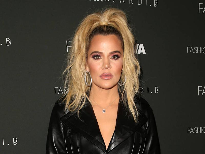 Khloe Kardashian teases new reality show with daughter True