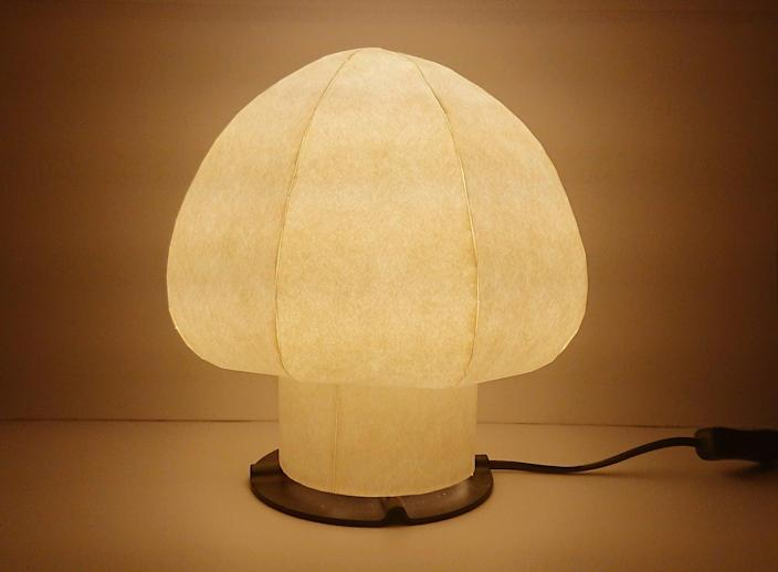"""$59, Etsy. <a href=""""https://www.etsy.com/listing/986132860/mushroom-type-table-lamp-shade-japanese"""" rel=""""nofollow noopener"""" target=""""_blank"""" data-ylk=""""slk:Get it now!"""" class=""""link rapid-noclick-resp"""">Get it now!</a>"""