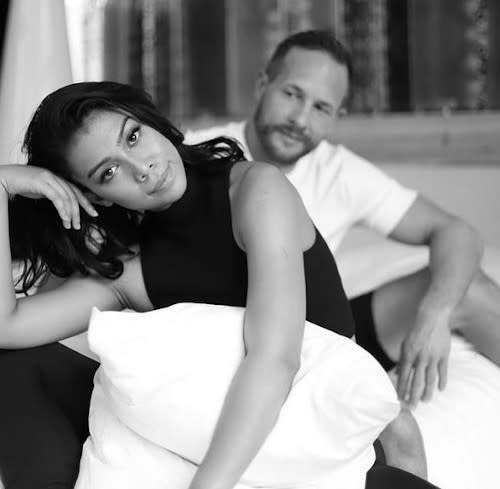Sakinah is engaged to marry fitness trainer Michael Hansen