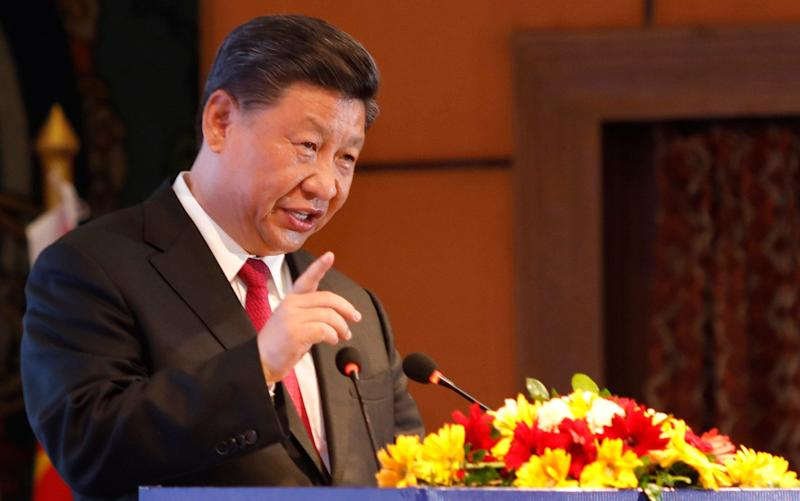 Chinese President Xi Jinping made the warning ahead of a key event in Hong Kong this week - The Rising Nepal