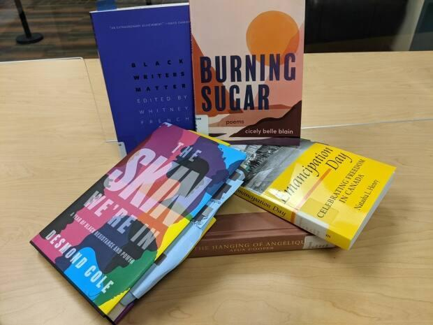 To mark Canada's first Emancipation Day, Yolanda Hood, the metaliteracy and student engagement librarian at the University of Prince Edward Island, recommends five books to help us learn more about our past. (Submitted by Yolanda Hood - image credit)