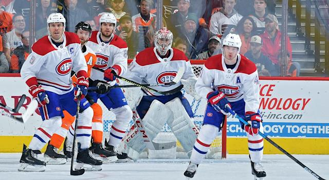 The Montreal Canadiens are a tricky team to figure out. (Photo by Drew Hallowell/Getty Images)