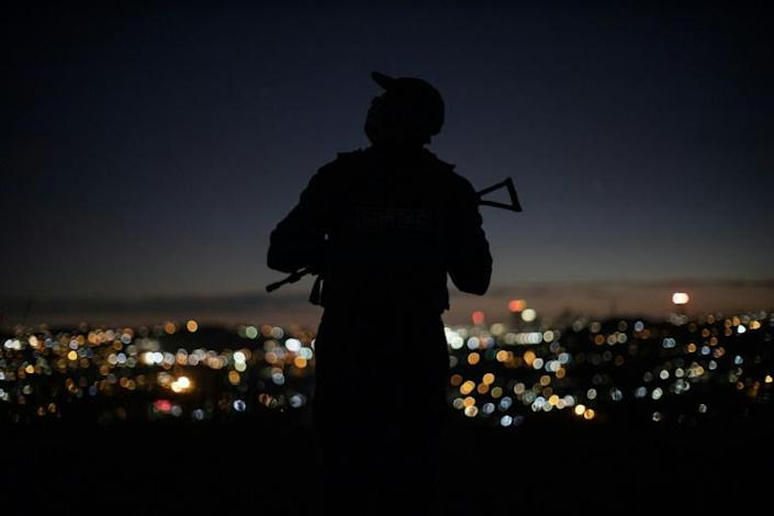 It is better to be safe than sorry in South Africa's crime-laden financial capital