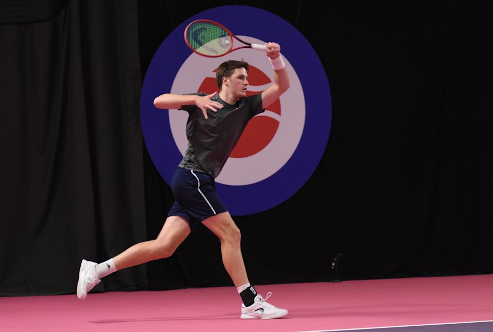 Patten's triumph marked his first UK Pro League victory of the campaign and earned him a valuable haul of 18 ranking points