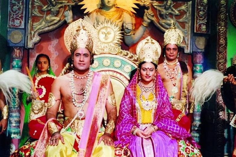 Ramayan Director Moti Sagar Explains Why The Viewers Have Returned To Mythological Shows During Pandemic