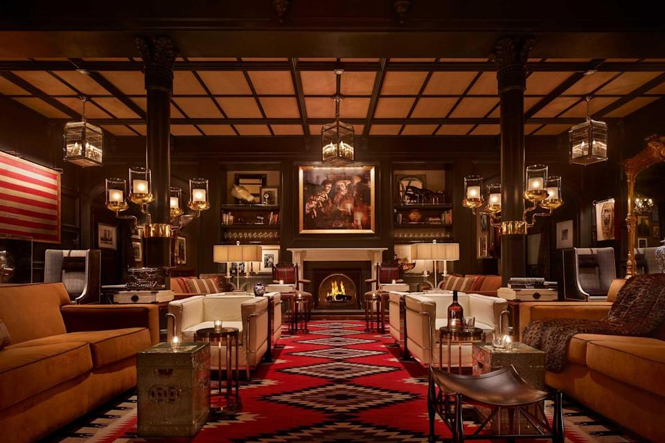 Hotel Jerome, Auberge Resorts Collection in Aspen, Colorado
