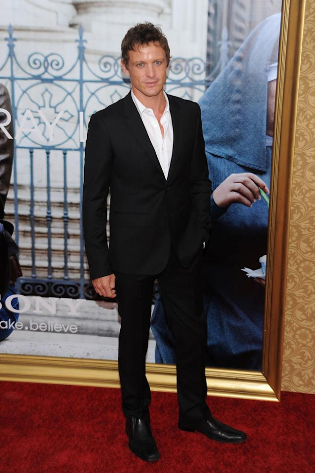 "<a href=""http://movies.yahoo.com/movie/contributor/1809170483"">David Lyons</a> at the New York City premiere of <a href=""http://movies.yahoo.com/movie/1810105588/info"">Eat Pray Love</a> - 08/10/2010"
