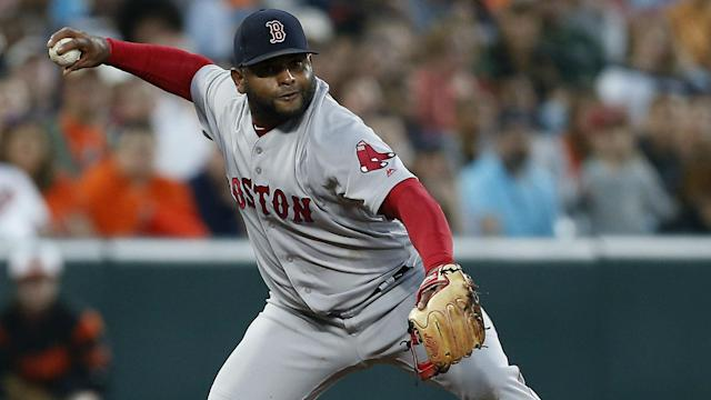 The Red Sox's third baseman was plagued by weight issues and injuries during his time in Boston.