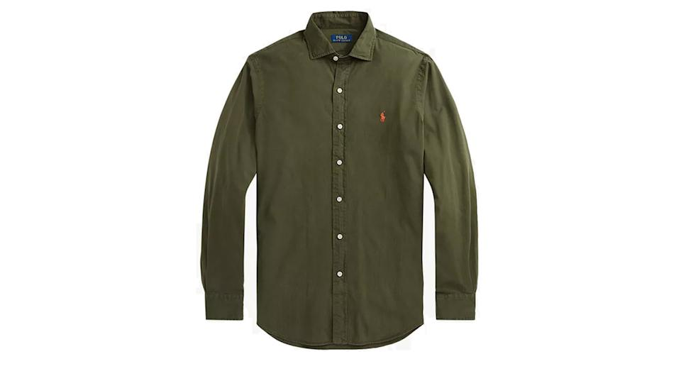 Polo Ralph Lauren Slim Fit Chino Shirt