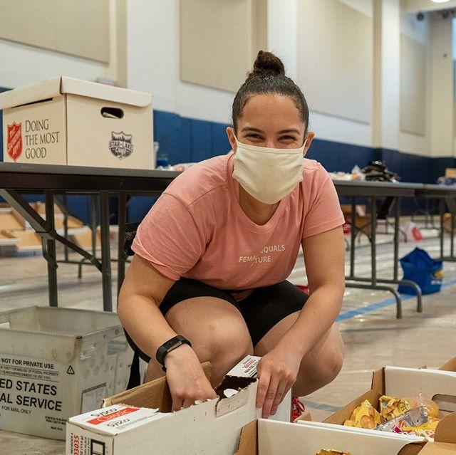 """<p>New York Cares offers 1,600 service opportunities per month, so there are countless ways to help those in need around Thanksgiving, from packing meals to preparing PPE kits for seniors. Their website offers a<a href=""""https://www.newyorkcares.org/search/projects/results"""" rel=""""nofollow noopener"""" target=""""_blank"""" data-ylk=""""slk:searchable tool"""" class=""""link rapid-noclick-resp""""> searchable tool </a>so you can find opportunities based on your location, time availability, and issues that matter most to you year round, including virtual SAT tutoring and making phone calls to those who are homebound. </p><p><a class=""""link rapid-noclick-resp"""" href=""""https://www.newyorkcares.org/"""" rel=""""nofollow noopener"""" target=""""_blank"""" data-ylk=""""slk:LEARN MORE"""">LEARN MORE</a></p><p><a href=""""https://www.instagram.com/p/CEv2U0Vgwem/?utm_source=ig_embed&utm_campaign=loading"""" rel=""""nofollow noopener"""" target=""""_blank"""" data-ylk=""""slk:See the original post on Instagram"""" class=""""link rapid-noclick-resp"""">See the original post on Instagram</a></p>"""