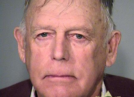 FILE PHOTO: Cliven Bundy is pictured in this undated booking handout image provided by the Multnomah County Sheriff's Office